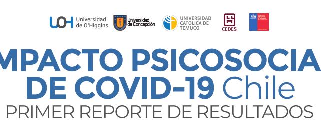 Chile   Estudio Psicosocial sobre Covid-19 en Chile