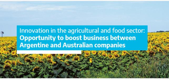 Australia | Webinar sobre Oportunidades de Cooperación en Agtech entre Argentina y Australia