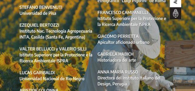 Italia   Insectos Polinizadores, Seguridad Alimentaria, Salud y Arte