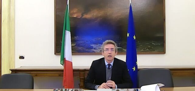 Italia   Protocolo de Entendimiento CUIA-RCAI