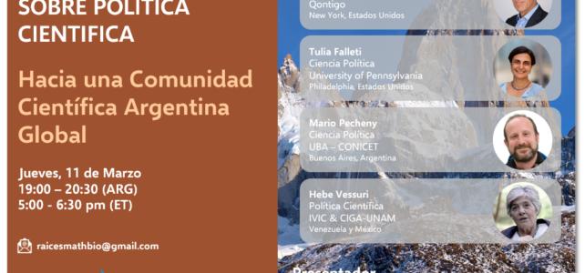 EEUU-NE y Canadá | Hacia una Comunidad Científica Argentina Global