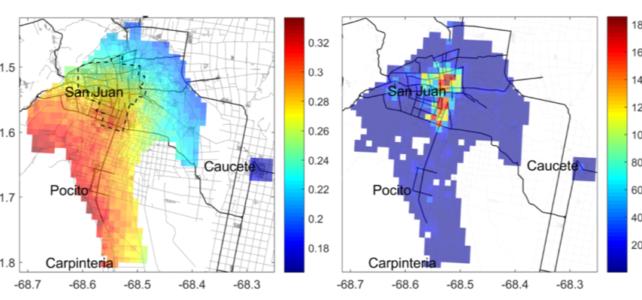 EEUU-NE | Simulación computacional aporta información sobre los efectos del reciente terremoto de San Juan