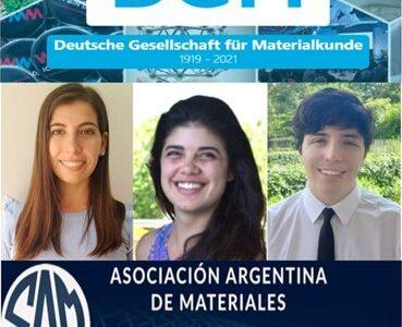 Alemania | Se creó el grupo internacional de jóvenes de las Sociedad Alemana de Materiales (DGM) y la Asociación Argentina de Materiales (SAM)